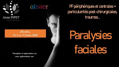 Formation PF paralysie faciale